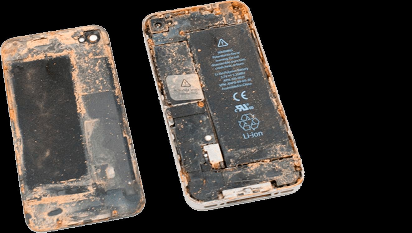 Пайка разъемов iPhone 8