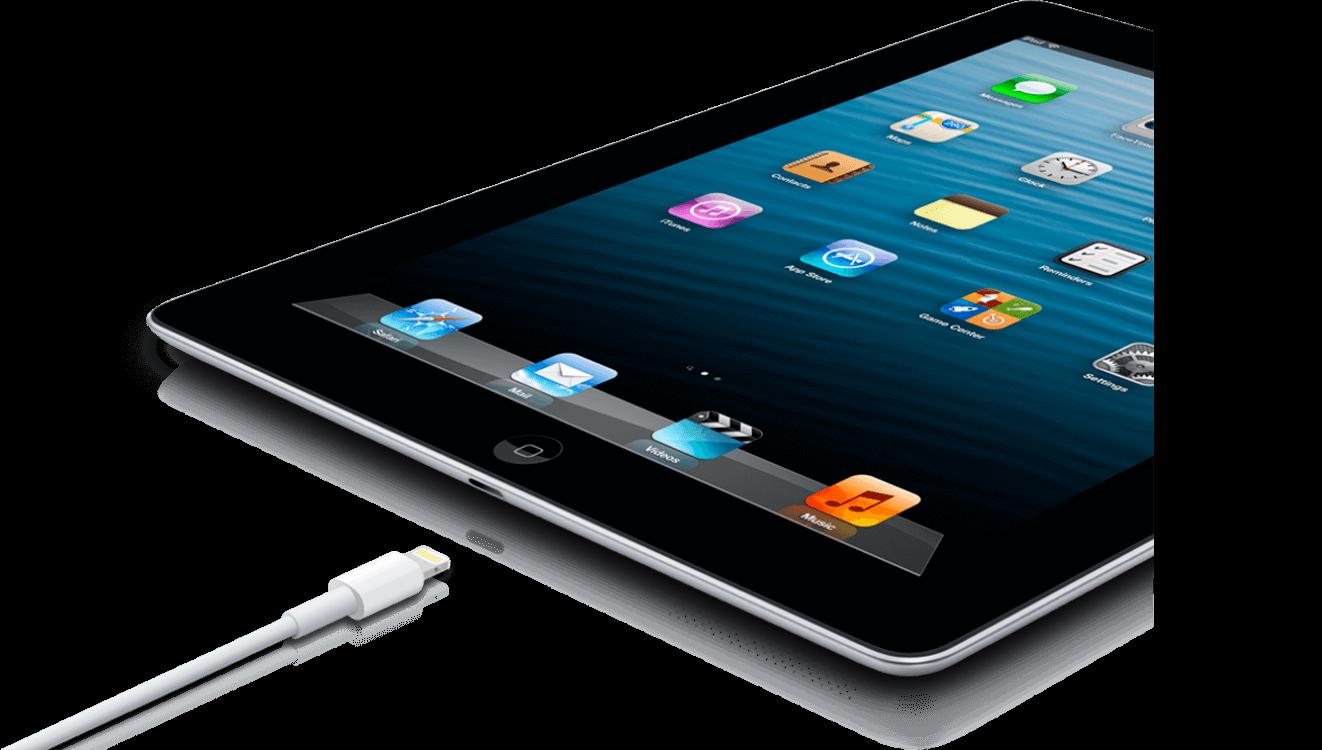 Не заряжается iPad