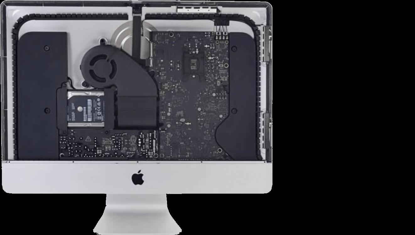 Upgrade iMac A1311 / A1225