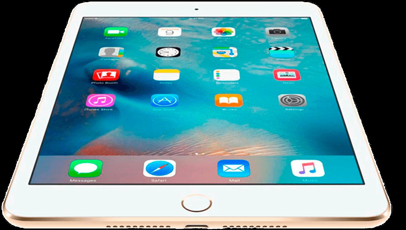 Восстановление данных iPad Mini