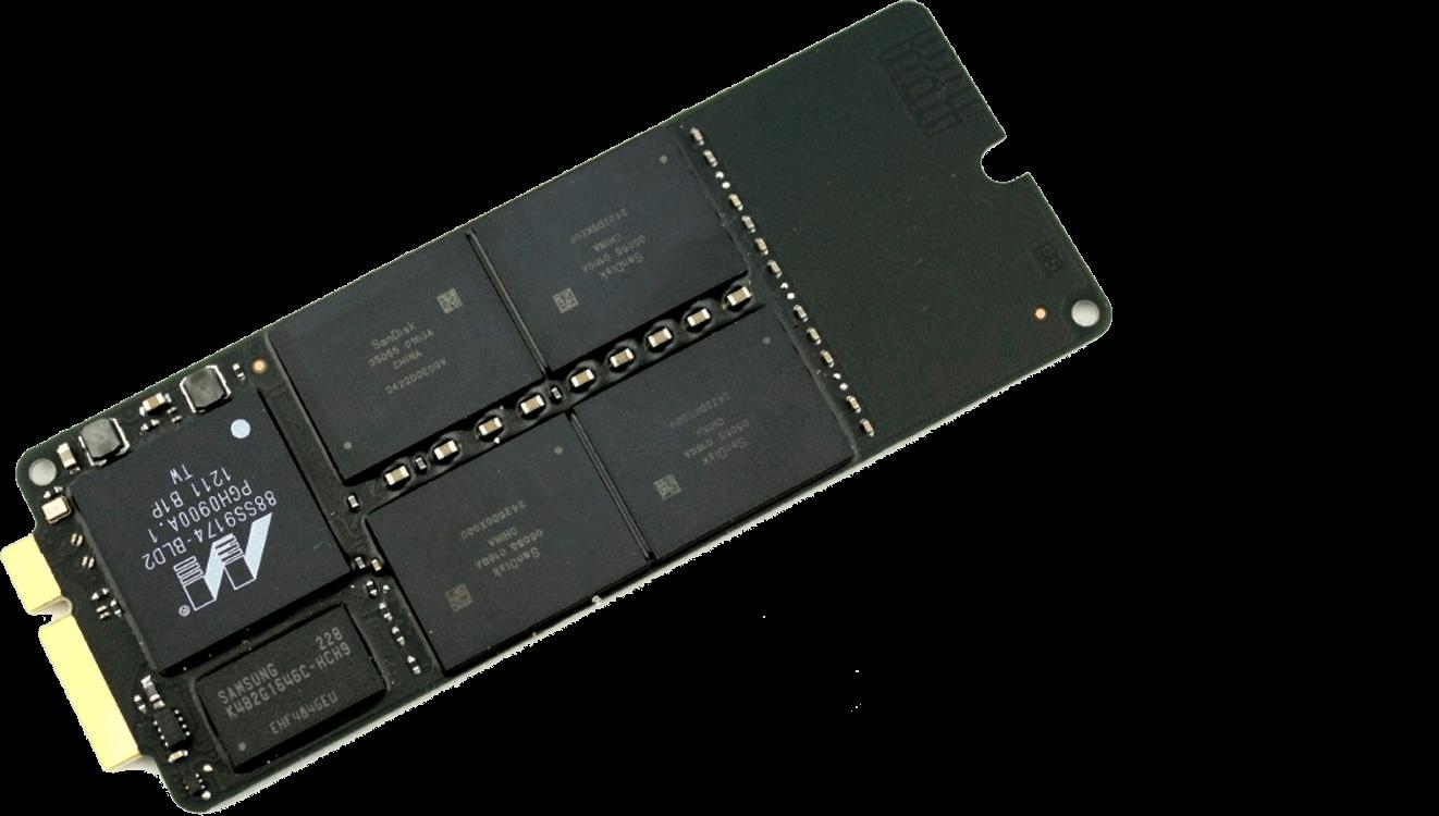 Замена HDD на SSD в iMac A1312 / 4K